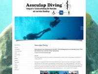 aesculap-diving.de