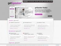 getspeaker.com