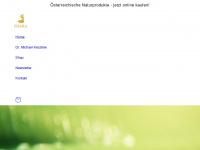 phara.at Webseite Vorschau