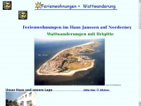 norderney-sofort.de Webseite Vorschau