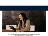 kvbildung.ch Webseite Vorschau