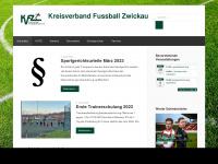 kvfz.de Webseite Vorschau