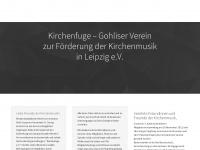kirchenfuge.de Thumbnail