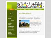 kindergarten-cottbus.de Webseite Vorschau