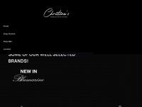 christinas-shop.de Webseite Vorschau
