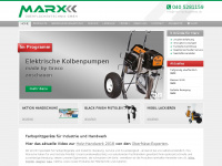 marx-spritzgeraete.de