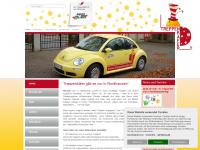 treppenkaefer.de Webseite Vorschau