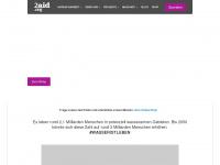 2aid.org Webseite Vorschau