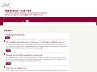 frobenius-institut.de