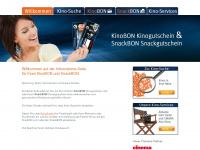 kinobon.de Webseite Vorschau
