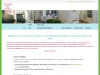 kinder-therapie.at Webseite Vorschau