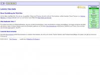 18xx.de Webseite Vorschau