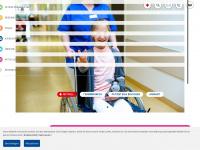 kinderkrankenhaus.net Webseite Vorschau