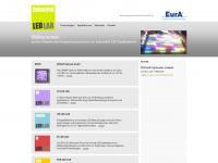 uv-led-lab.de Webseite Vorschau