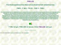 fneu.de Webseite Vorschau