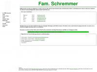 Schremmer.info