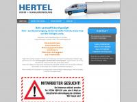 hertel-rohrreinigung.de