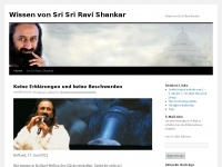 wissenvonsrisriravishankar.wordpress.com