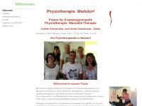 physiotherapie-markdorf.de Webseite Vorschau