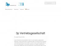 3p-gmbh.de Webseite Vorschau
