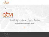 ambrosiusblanke.de Webseite Vorschau