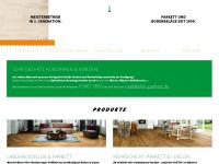 amk-parkett.de Webseite Vorschau