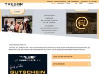 tresor-lifestyle.de Webseite Vorschau