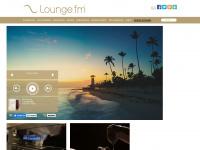 lounge.fm Webseite Vorschau