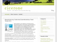 Blog-cicerone.de
