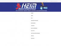 heim-praezision.de Webseite Vorschau