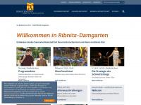 ribnitz-damgarten.de Webseite Vorschau