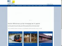 ki-logistik.de Webseite Vorschau