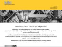 kiki.de Webseite Vorschau