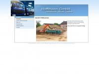kippertransport.de Webseite Vorschau