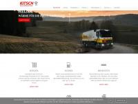 kitsch-brennstoffhandel.de Webseite Vorschau