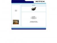 kitex.de Webseite Vorschau