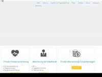 kv-plus.net Webseite Vorschau