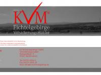 kvm-fichtelgebirge.de Webseite Vorschau