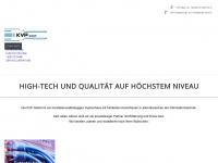 kvpffm.de Webseite Vorschau