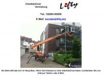 lifty-arbeitsbuehnen.de