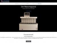 lochner-europe.de Webseite Vorschau