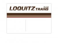 loquitz-trans.de Webseite Vorschau