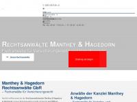 manthey-hagedorn.de