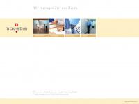 movetis-consulting.de Webseite Vorschau