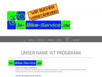 1a-bike-service.de Webseite Vorschau