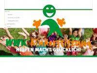 kinderstiftung.wwk.de Webseite Vorschau