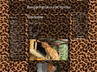 Bengalkatzenzucht-kumari.de