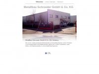 schroedermetallbau.de
