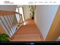 treppenbau-franz.de Webseite Vorschau