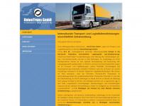 uniontrans-gmbh.de Thumbnail